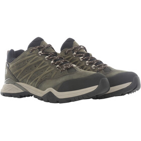 The North Face Hedgehog Hike II WP Schuhe Herren tarmac green/TNF black